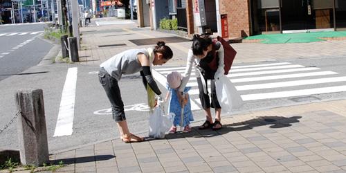 高知市内清掃作業2