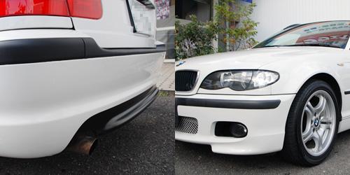 車の凹みキズ修理